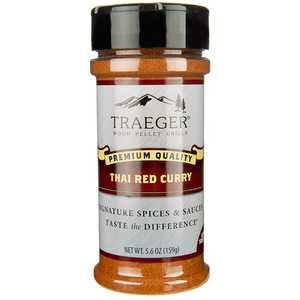 Traeger SPC147 Thai Red Curry Low Sodium