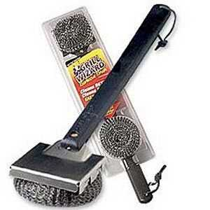 Tool Wizard 00056 Grill Wizard Barbecue Brush