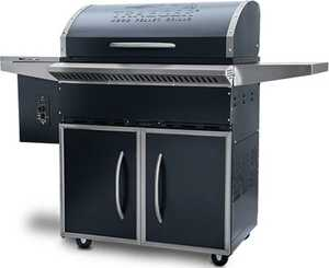 Traeger BBQ400.01 2015 Select Pro Series Pellet Grill In Black