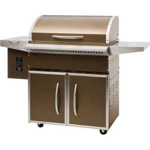 Traeger BBQ400.02 2015 Select Pro Series Pellet Grill In Bronze