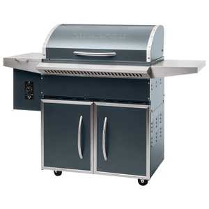 Traeger BBQ400.03 2015 Select Pro Series Pellet Grill In Blue