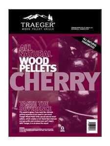 Traeger PEL309 Cherry Pellets 20-Lb