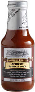 Traeger SPC105 Apricot Barbecue Sauce 13.1-Oz