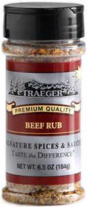Traeger SPC123 Beef Rub 6.5-Oz