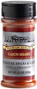 Traeger SPC126 Cajun Shake 5.5-Oz