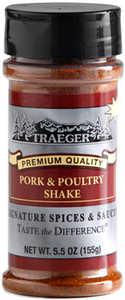 Traeger SPC128 Pork And Poultry Rub 5.5-Oz