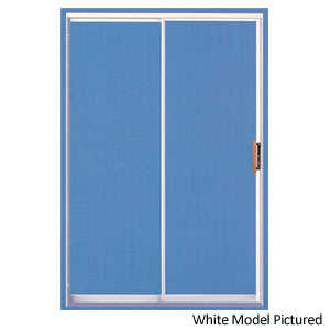 Croft 6/0 x 6/8 ALUM Patio Door Insulated Dl White Kd 4f Fk 6/0 x 6/8