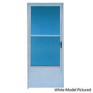 Croft 563-36X80 36-Inch Bronze Self-Storing Storm Door