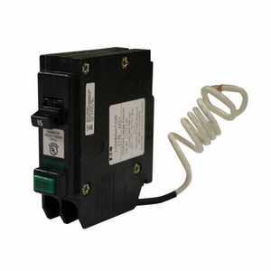 Cutler-Hammer CL115CAFCS Type Cl Arc Fault Circuit Breaker, 15 Amp