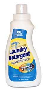 CSI Products Inc CS2412 Power X Laundry Detergent Brighter Colors 22 oz