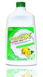 CSI Products Inc CS2632CGF Power X Crystal Gel Dish Detergent
