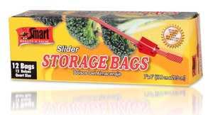 CSI Products Inc CS5500QS Slider Bags 12ct Quart