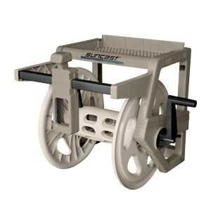 Suncast TWM200 Slide Trak Hose Handler Hose Reel