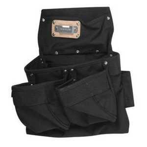 Custom Leathercraft 5836 5-Pocket Nail And Tool Bag
