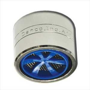 Danco 10481 55/64-27f 1.5 Gpm Water Saving Aerator With Microban In Chrome