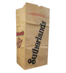 Sutherlands ECOLO-5PK Paper Lawn And Leaf Bag 5-Pack