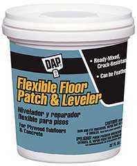 Dap 59190 Flexible Floor Patch & Leveler Gallon Light Gray