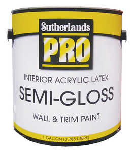 Davis Paint 4350 Interior Latex Semi-Gloss Paint
