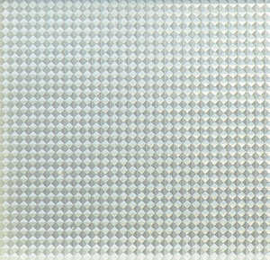 Kittrich 09F-C9903-12 Con-Tact Brand Creative Covering 18 in X 9 ft Frosty Diamonds Self-Adhesive Covering