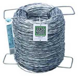 Deacero 07228 Barbless Wire 12.5 80rod Class 1