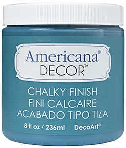DECOART, INC ADC19-36 Paint Chalky 8 oz Treasure