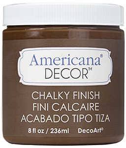 DECOART, INC ADC25-36 Paint Chalky 8 oz Rustic