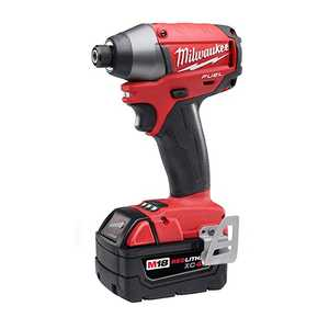 Milwaukee 2653-22 M18 Fuel 1/4-Inch Hex Impact Driver Kit