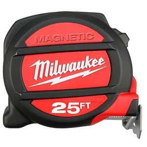 Milwaukee 48-22-5125 25 ft Magnetic Tape Measure