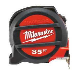 Milwaukee 48-22-5135 35 ft Magnetic Tape Measure