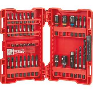 Milwaukee 48-32-4006 Shockwave 40pc Impact Drill & Drive Set