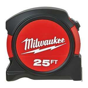 Milwaukee 48-22-5525 Tape Measure Magnetic 25 ft