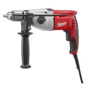 Milwaukee 5378-21 Hammer Drill 1/2 in Kit W/Case