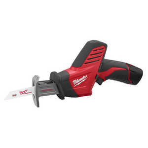 Milwaukee 2420-22 Hackzall™ M12™ Cordless Lithium-Ion Recip Saw