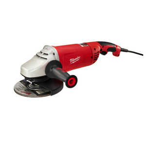 Milwaukee 6088-30 Large Angle Grinder 7/9 in 15a