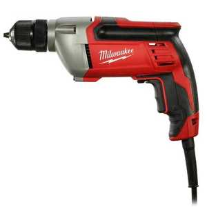 Milwaukee 0240-20 8 Amp 3/8 in Drill Keyless