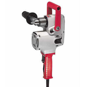 Milwaukee 1676-6 1/2 In Hole-Hawg Drill 300/1200 Rpm Kit