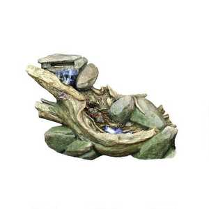 Design Toscano DW08014 Misty Trails Garden Fountain Sculpture