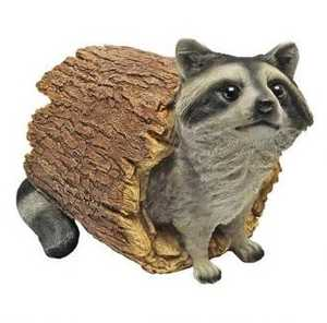 Design Toscano QM24625001 Bandit The Raccoon Statue