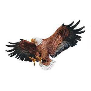 Design Toscano DB43006 Freedom's Pride American Eagle Wall Sculpture