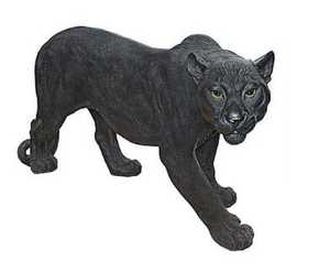 Design Toscano JQ4019 Shadowed Predator Black Panther Statue Large