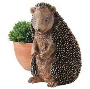 Design Toscano QL870101 Halsey The Hedgehog Statue