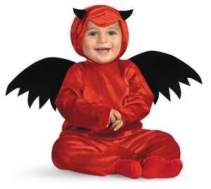 DISGUISE 1709W-I D'Little Devil