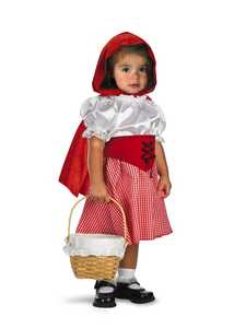 DISGUISE 1739W-I Little Red Riding Hood