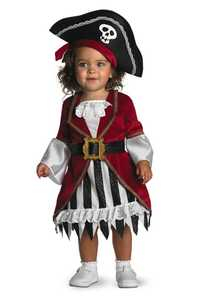 DISGUISE 1764W-I Pirate Princess
