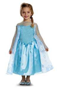 DISGUISE 83179L Elsa Toddler Classic