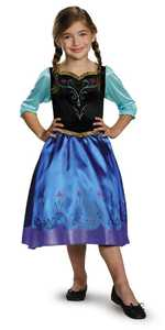 DISGUISE 85258L Anna Traveling Classic