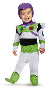 DISGUISE 85605W Buzz Lightyear Deluxe Infant