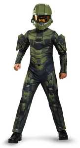 DISGUISE 89968G Master Chief Classic