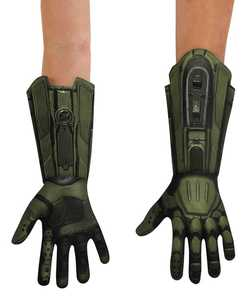 DISGUISE 89997AD Master Chief Del Adult Gloves