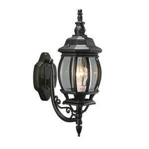 Design House 505537 Light Up Outdoor Canterbury Black
